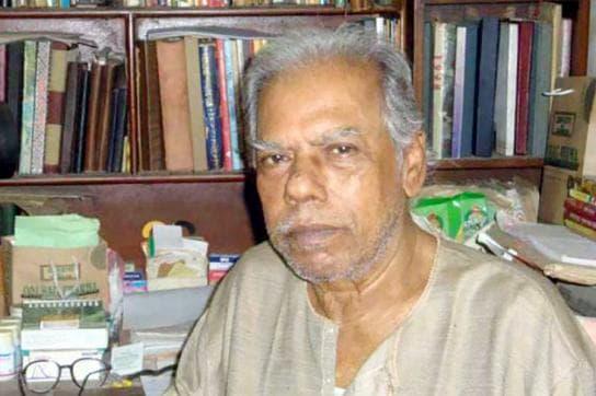 বিশিষ্ট গীতিকবি ফজল-এ-খোদার মৃত্যুতে সংস্কৃতি প্রতিমন্ত্রীর শোক