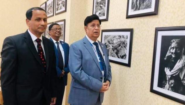 পররাষ্ট্রমন্ত্রী উজবেকিস্তানে 'বঙ্গবন্ধু কর্নার' পরিদর্শন করলেন