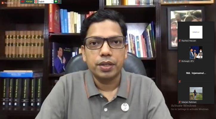 ডিজিটাল হাট থেকে ৩ মিনিটে গরু কিনলেন আইসিটি প্রতিমন্ত্রী