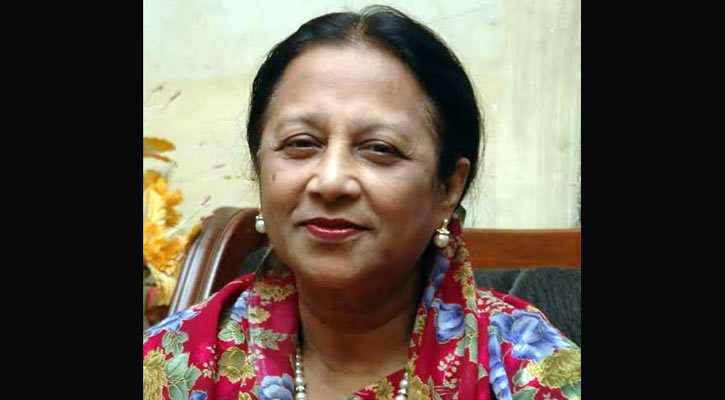 সংসদ সদস্য মাসুদা রশিদ চৌধুরী মারা গেছেন